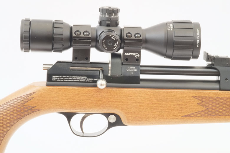 Diana Stormrider Air Rifle Test Review .177 Caliber