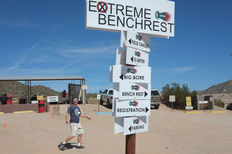 Extreme Benchrest 2017 Is Coming in October - And It's Full Already!