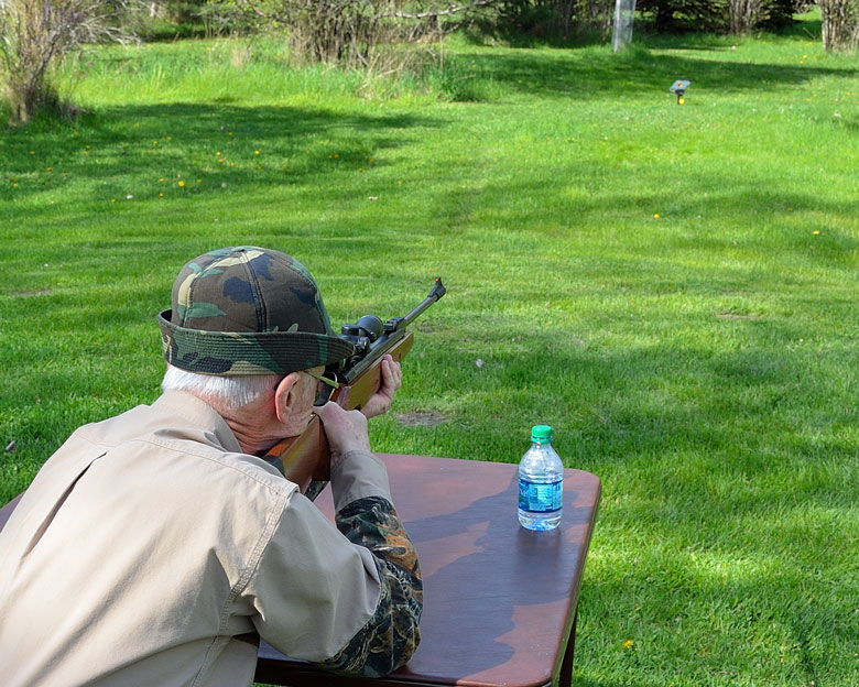 Air Venturi Field Targets Are For Everyone, Not Just Competition!