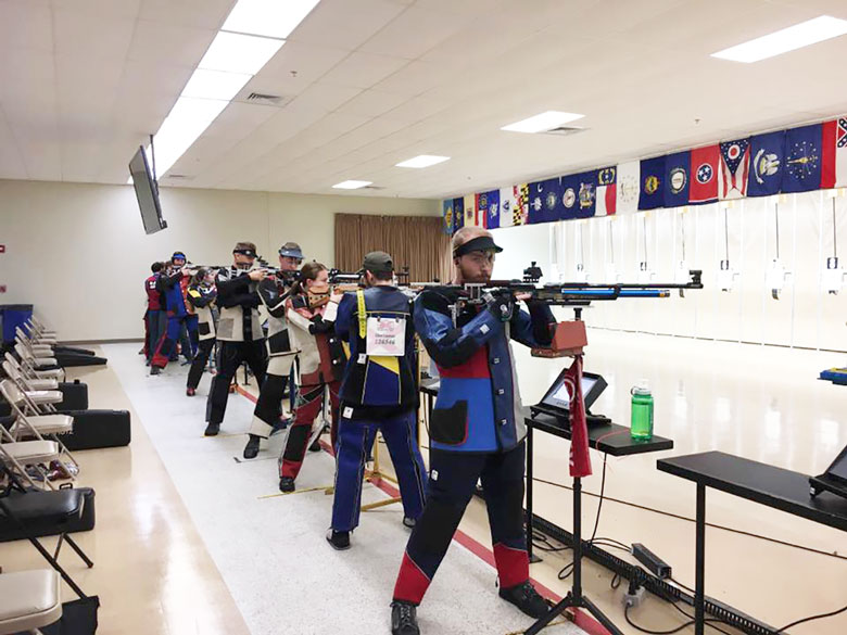 New Event Added to 2017 Dixie Double Airgun Competition