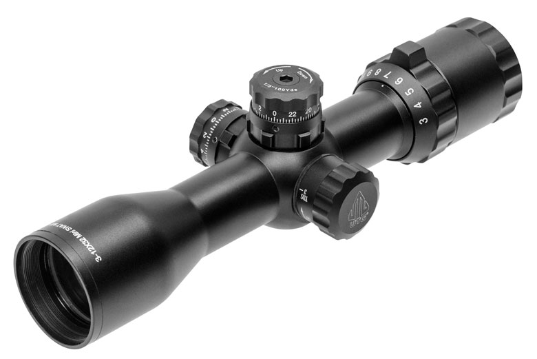 Leapers Announces New 3-12 x 32 Bugbuster Scope