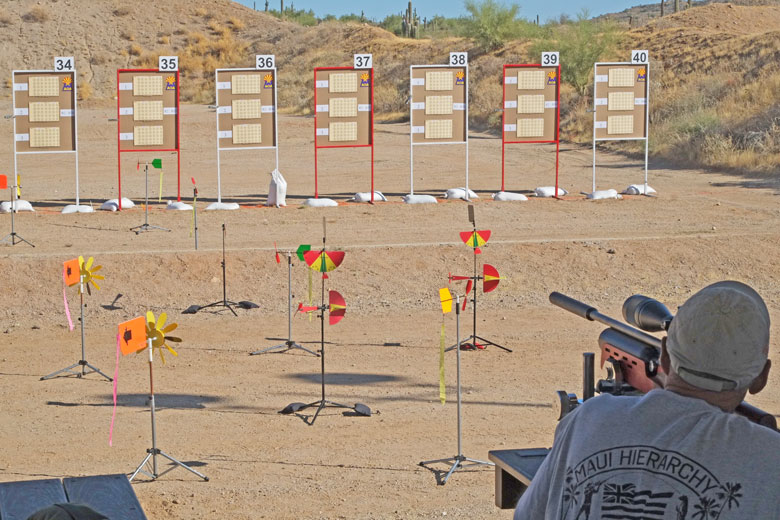 2017 Extreme Benchrest - Day Two