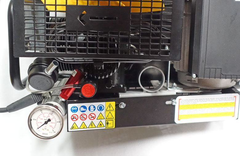 New 4,500 PSI Daystate LC110 Air Compressor Reviewed.