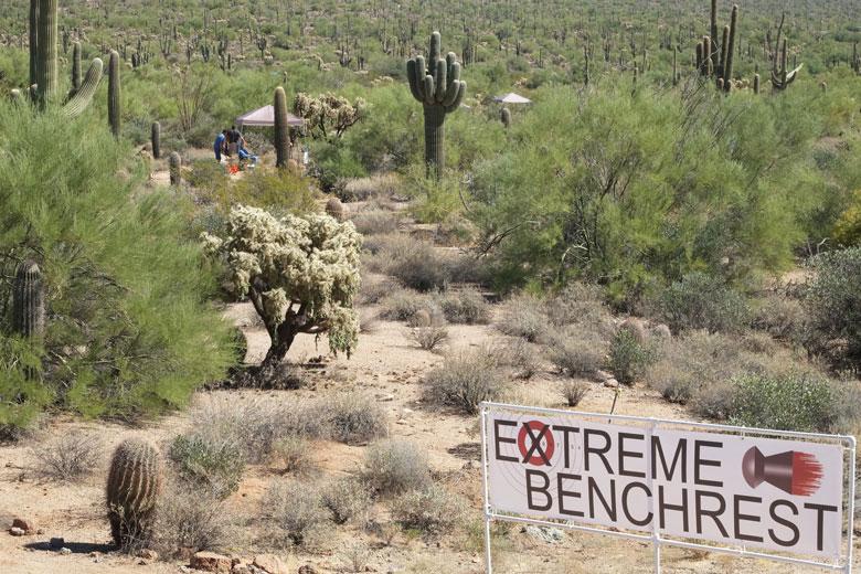 Extreme Benchrest 2017 - Day One.