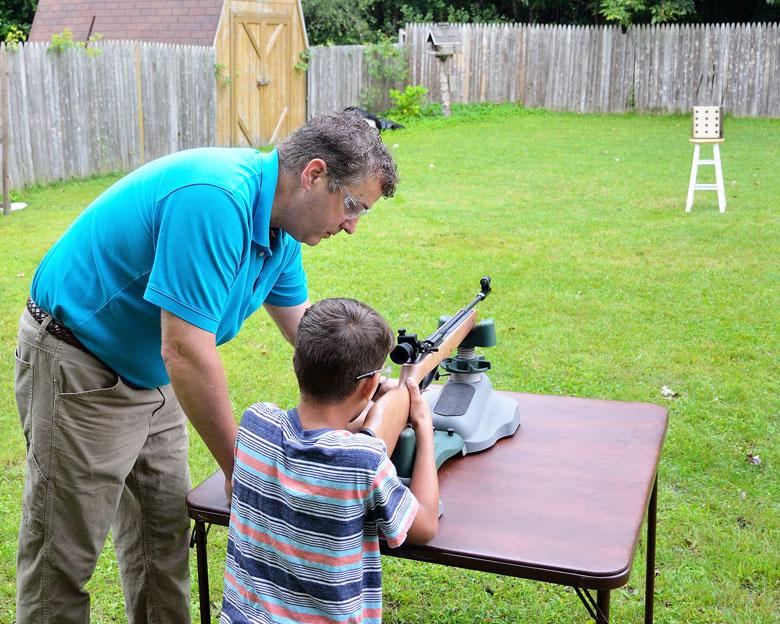 The Daisy Avanti 753 Match Target Air Rifle