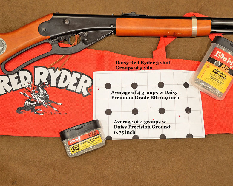 The Daisy Model 499B Champion BB Gun