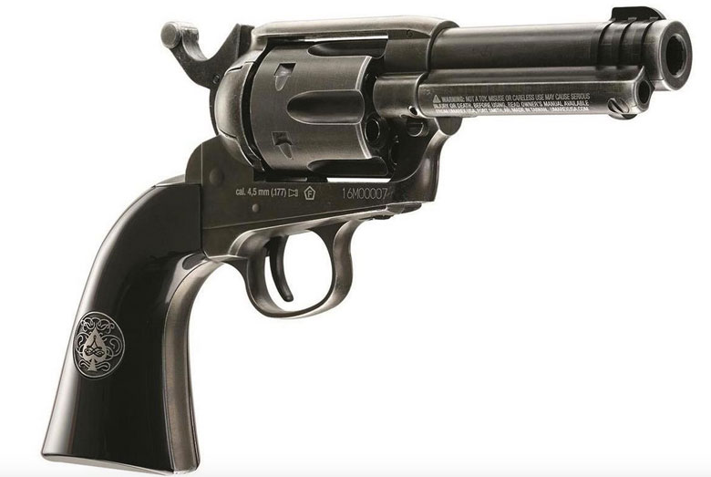 Umarex Launches the Legends Ace In The Hole CO2 Revolver
