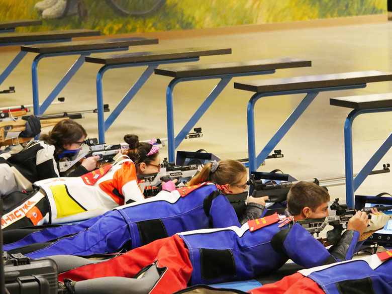 Emma Thompson Returns to Reclaim Title at 2017 Gary Anderson Invitational Air Rifle Event