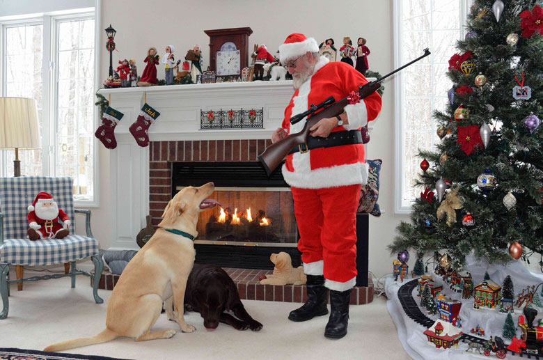 An Air Gun For Christmas