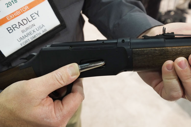 New Umarex Airguns At The 2018 SHOT Show