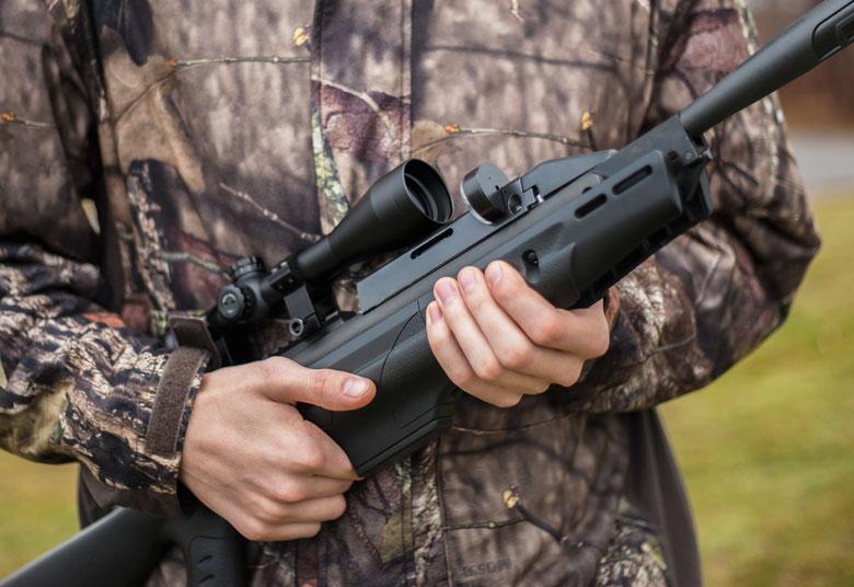 New Benjamin MAG-Fire Multi-Shot Break Barrel Air Rifle