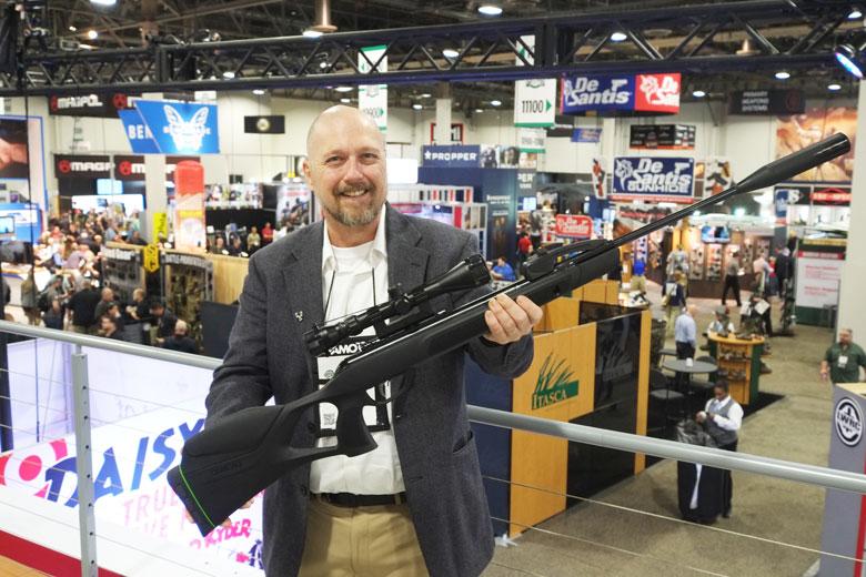 Last But Certainly Not Least - Final 2018 SHOT Show Airgun Report
