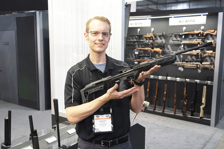 Air Venturi TR5 Target Rifle 4/10/18 - Airgun Nation