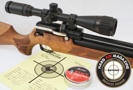 Kral Puncher Mega PCP Air Rifle .22 Caliber Test Review
