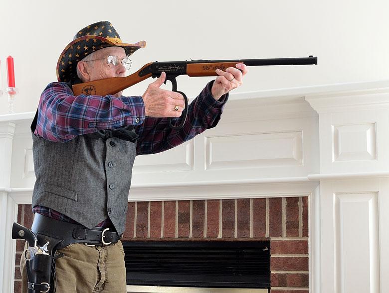 The Air Venturi John Wayne Lil Duke BB Rifle - A Review