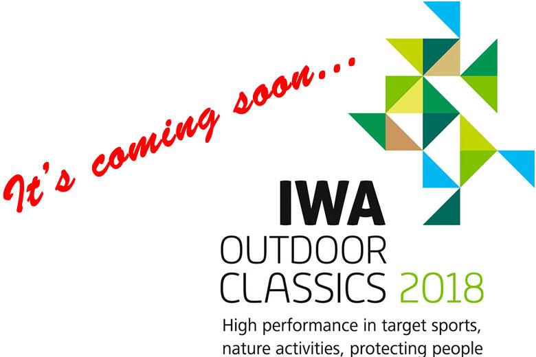 IWA OutdoorClassics 2018 - The Next Big Airgun Event!