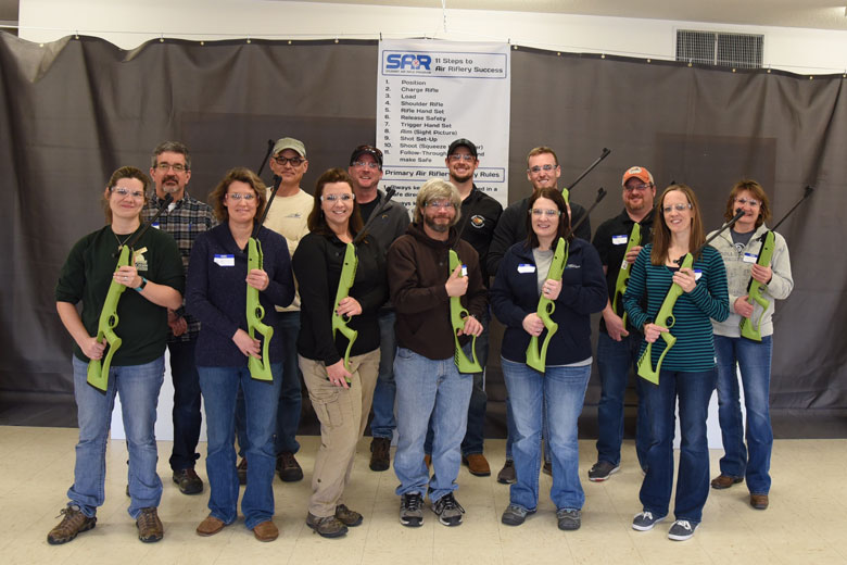 Expansion - The Student Air Rifle Program In Iowa