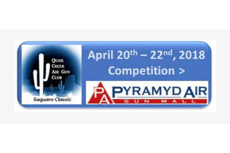 Pyramyd Air To Co-Host The 2018 Saguaro Classic Competition