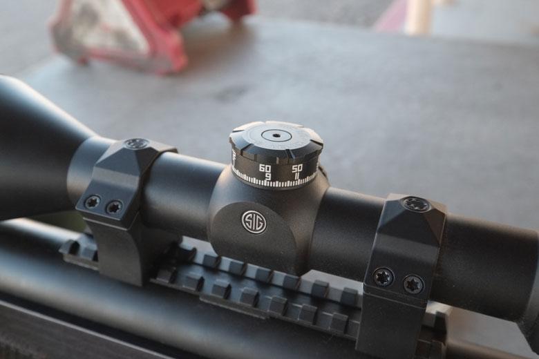 HAM Reveals The New SIG SAUER Whiskey3 ASP Airgun Scope