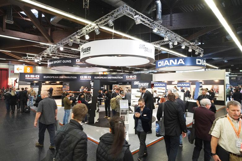 Diana And Umarex - It's Germany Day At IWA 2018
