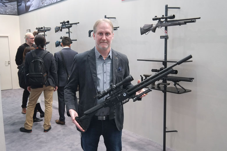 FX Dreamline Stars Among Many New Airguns At 2018 IWA Show