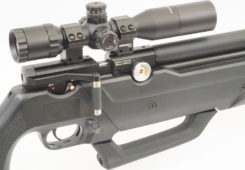 First Look At The American Tactical Nova Freedom .22 Cal PCP Air Rifle
