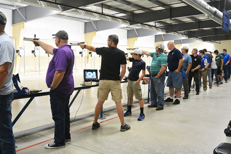 Sign Up Now for the 2018 CMP Monthly Matches For Air Rifle and Air Pistol