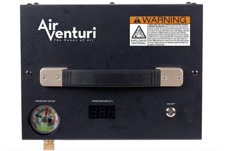 Air Venturi Releases Nomad 4500 PSI Portable Compressor