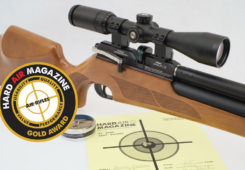 Diana Outlaw PCP Air Rifle Test Review .22 Caliber