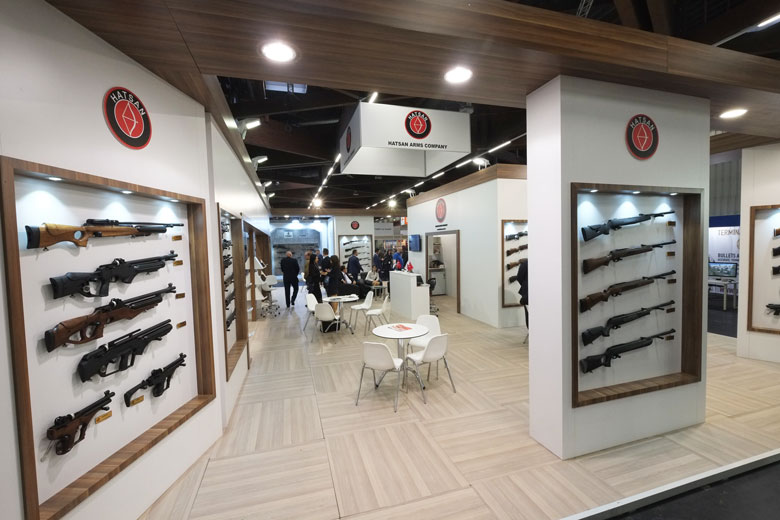 More Airguns At IWA 2018 - Day Three Report