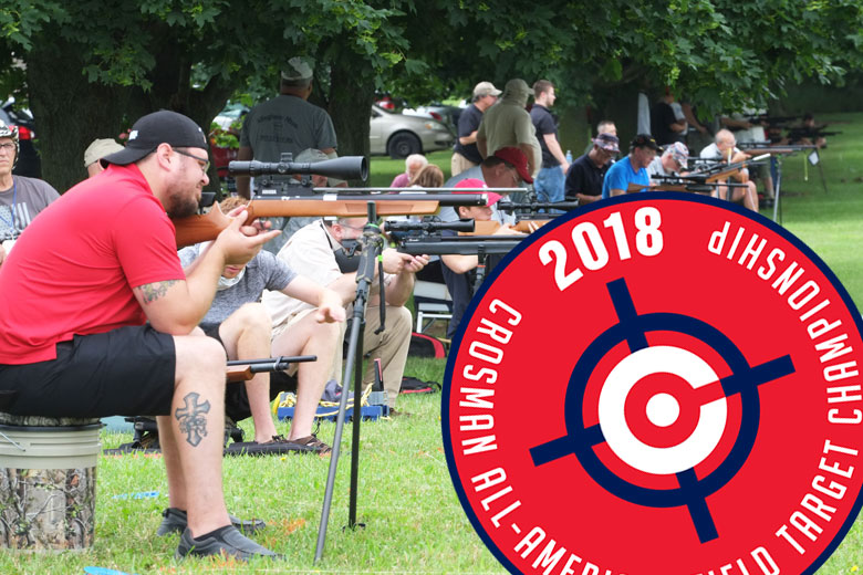 2018 Crosman All-American Field Target Championship Registration is Now Open