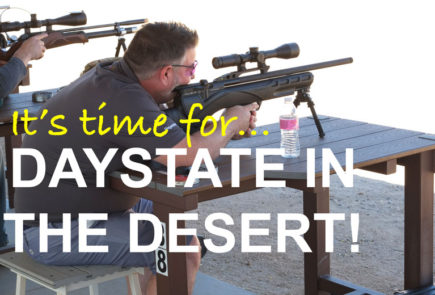Join The First Annual Daystate Owners Club Shoot