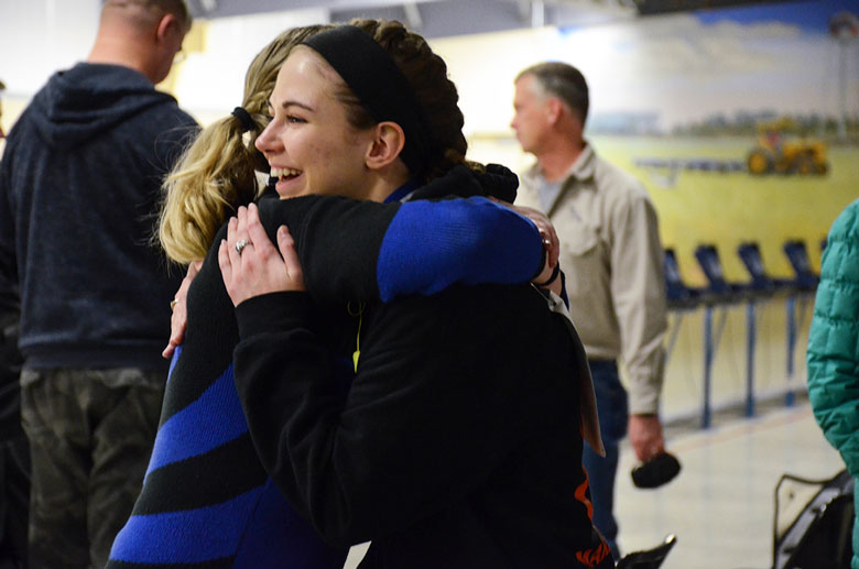 Gibson Reclaims Title, Sets National Record at 2018 JROTC National Air Rifle Championship