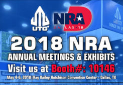 Many Airgun Companies Will Be At The 2018 NRA Annual Meeting & Exhibits