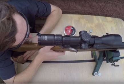 New Diana Outlaw PCP Air Rifle Video Review