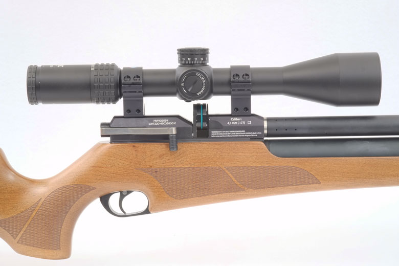 A Close Look At The Aztec Emerald 5.5-25 x 50 Scope
