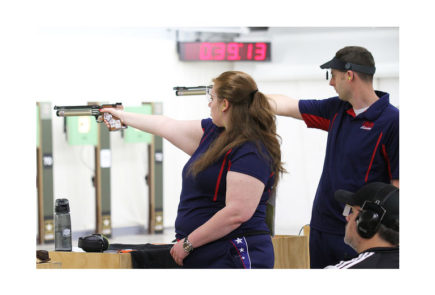 US Airgun Shooters Head To Germany For Next ISSF World Cup Event