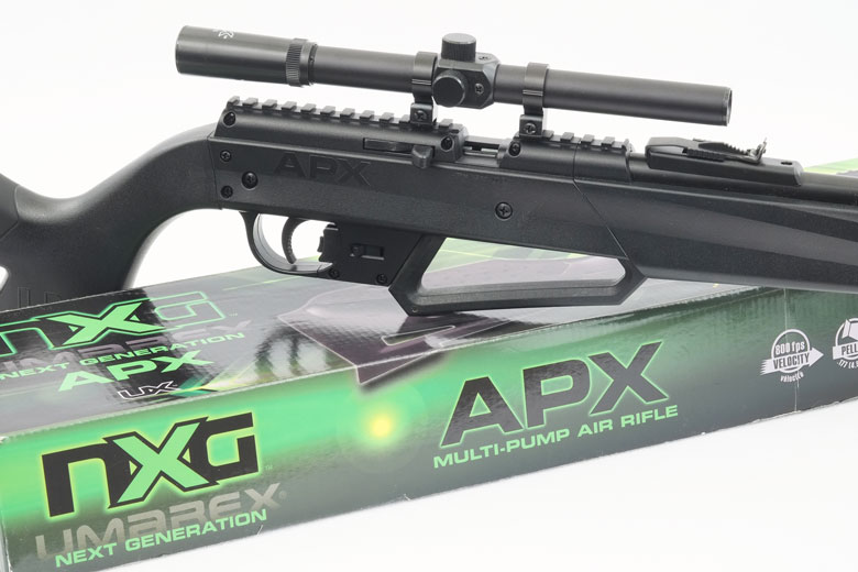 Umarex NXG APX Air Rifle Test Review