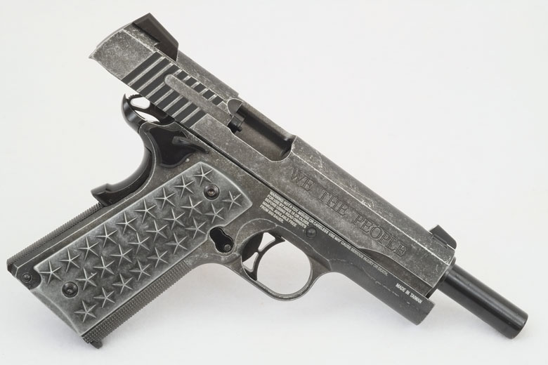 New SIG SAUER 1911 We The People CO2 BB Gun Now Available