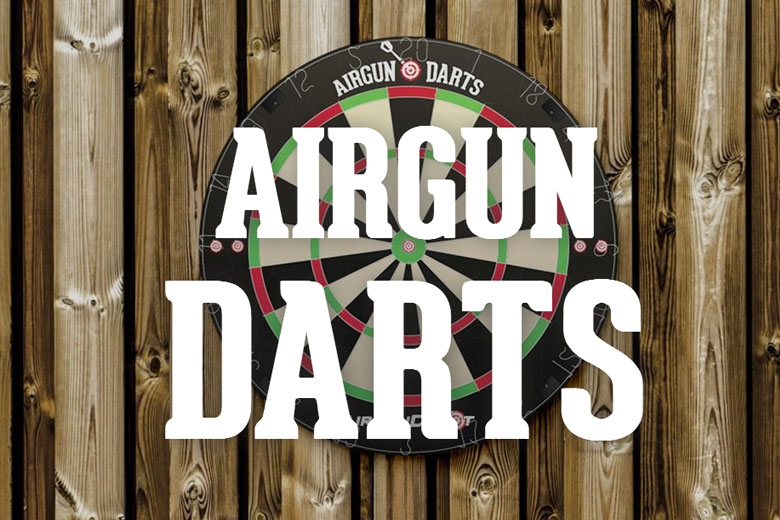 Airgun Depot Launches The Airgun Darts Competition. There's Over $1,900.00 In Prizes!