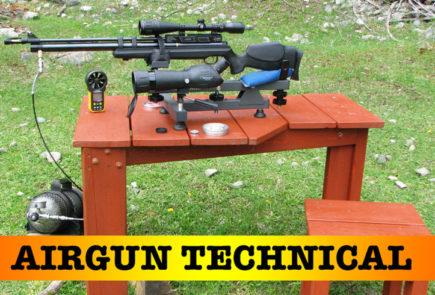 HAM Airgun Technical - How PCP Airguns Work