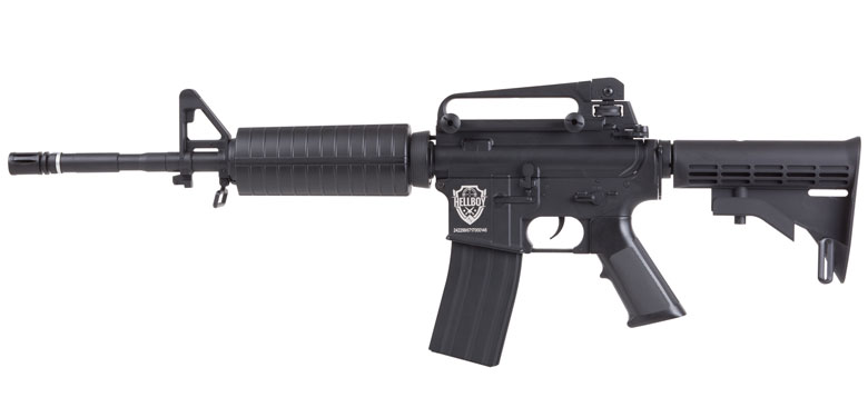 Air Venturi Hellboy CO2 BB Tactical Air Rifle - M4 Lookalike - Now Shipping