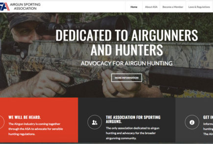 The Airgun Sporting Association - A New, United Voice For The Airgun Industry