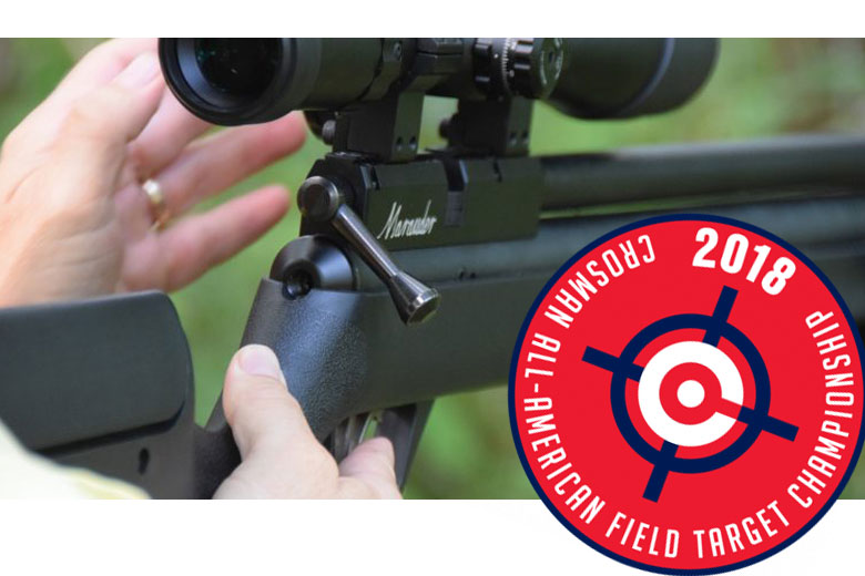 Registration Ends July 10th for the 2018 Crosman All-American Field Target Championship