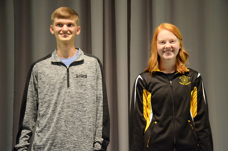 Nation Ford High School Are 2018 CMP 3P Air Rifle Championship Winners
