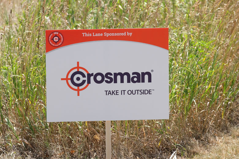 2018 CAAFTC - Crosman All American Field Target Competition - Day One Report