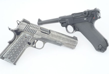 How Many Shots Can I Get From A Replica BB Pistol?
