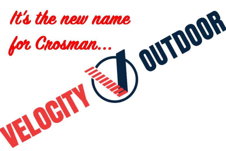 Crosman Corporation Announces Formation of Velocity Outdoor
