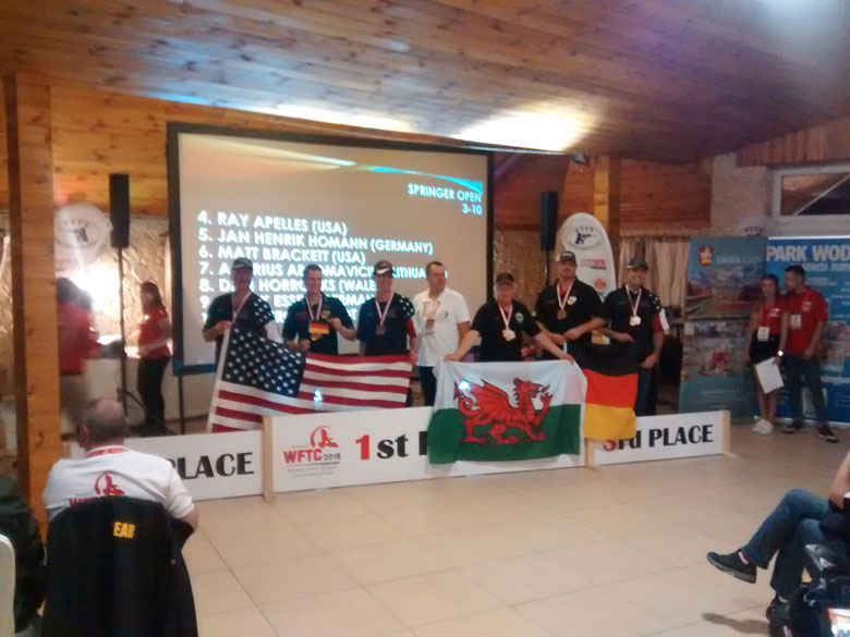 Final Results From The WFTC Poland 2018