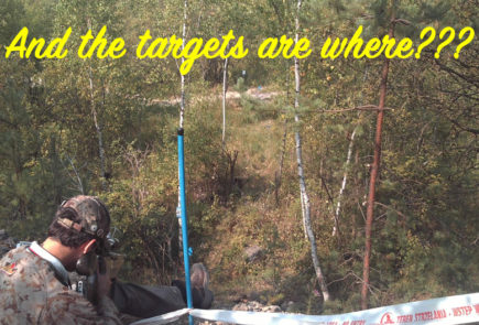 The Trials And Tribulations Of Field Target Competition - Hector Medina's Personal View Of The 2018 WFTC